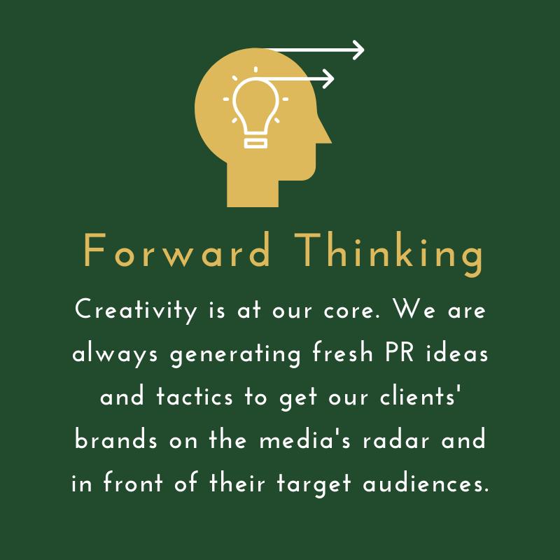 forward-thinking